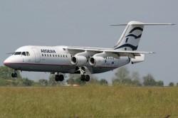 Aegean_Airlines_Avro_RJ100_