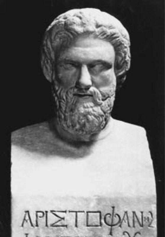 Αποτέλεσμα εικόνας για αριστοφανης