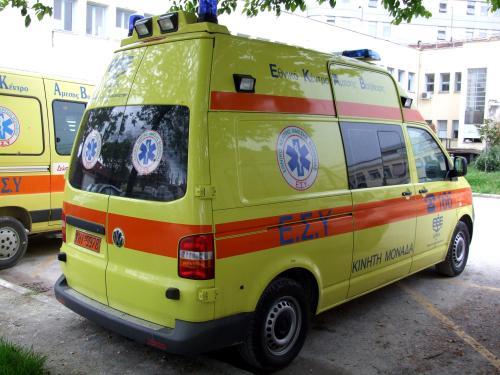 Χτυπημένος από σφαίρα γνωστός επιχειρηματίας μεταφέρθηκε στο νοσοκομείο Αγρινίου