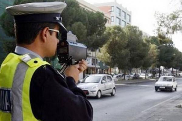 Δεν χρειάζεται να μας πιάσουν τα ραντάρ της αστυνομίας για να μην αναπτύσσουμε υπερβολική ταχύτητα ...