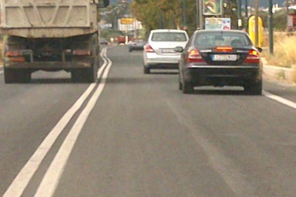 Οι επικίνδυνες προσπεράσεις, σοβαρή αιτία θανατηφόρων τροχαίων