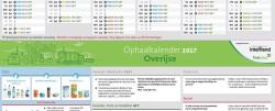 Απόσπασμα από το ετήσιο πρόγραμμα αποκομιδής απορριμάτων με οδηγίες για τη διαλογή