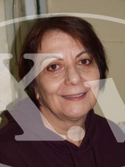 Η βιολόγος Χριστίνα Φουρναράκη.