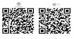 QR Codes της εφαρμογής LIFE NATURA THEMIS.