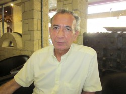 Ο καθηγητής του Πολυτεχνείου Κρήτης, διευθυντής του Εργαστηρίου Δυναμικών Συστημάτων και Προσομείωσης, Μάρκος Παπαγεωργίου