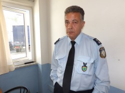 Ο αντιπρόεδρος της Ένωσης Αστυνομικών Υπαλλήλων Ν. Χανίων Ευτύχης Μαρκαντωνάκης