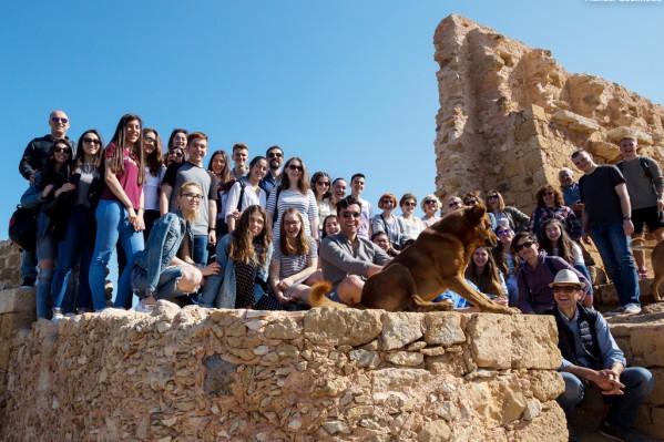 Kreta 22.03.- 29.03.18 Erasmus @MB