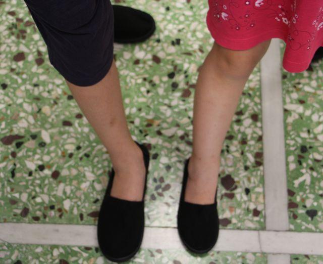 "6ea05cc9d2c Δωρεάν διανομή παπουτσιών για παιδιά από τον δήμο χανίων & την ένωση ""μαζί  για το παιδί"" - Χανιώτικα Νέα"