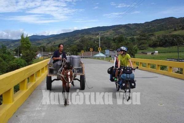 Στο προσωπικό τους blog υπάρχει φωτογραφικό υλικό και εντυπώσεις από τα ταξίδια τους