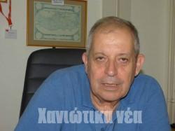 Ο καθηγητής του Τμήματος Ηλεκτρονικών Μηχανικών του ΤΕΙ Κρήτης Γιάννης Καλιάτσος