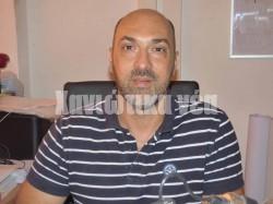 Ο επίκουρος καθηγητής του ΤΕΙ Κρήτης Κωνσταντίνος Πετρίδης