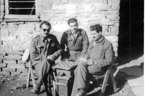 40's 1945 ΤΑΞΙΑΡΧΙΑ ΡΕΘΥΜΝΟ