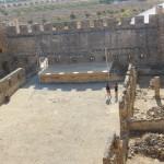 Τις επόμενες ημέρες πρόκειται να ξεκινούν εργασίες στο φρούριο του Φραγκοκάστελου, με σκοπό να διαμορφωθεί ένας μουσειακός χώρος.