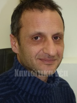 o κ. Νίκος Σπανουδάκης