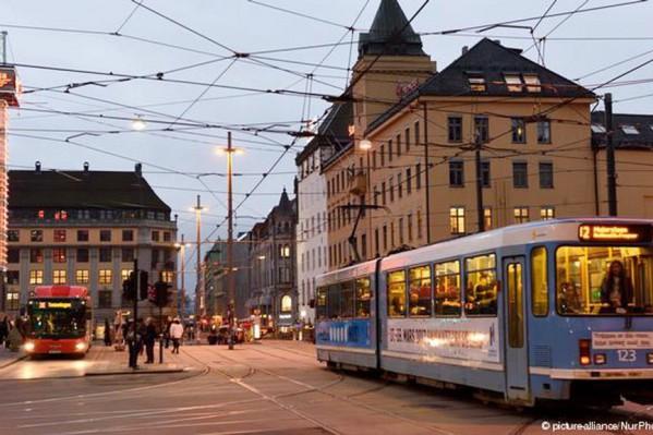 Η πόλη του Oσλο πρωτεύουσα της Νορβηγίας ανακηρύχθηκε πράσινη πρωτεύουσα της Ευρώπης για το 2019.