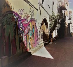2.-γκραφιτι-παλιά πόλη -2019-Στ.Γ.Κ.