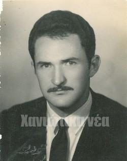 Ο Μανώλης Μανουσογιαννάκης