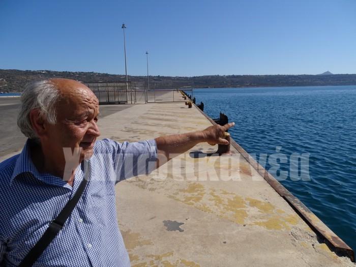 «Η Σούδα και ο κόλπος της ήταν και παραμένουν στο επίκεντρο των ιστορικών γεγονότων στην Κρήτη αλλά και σε όλη σχεδόν την Ανατ. Μεσόγειο» τονίζει ο κ. Μ. Ποταμιτάκης, ιστοριοδίφης.