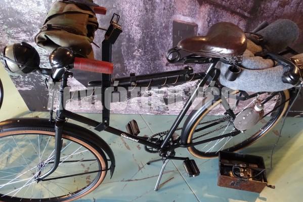 Γερμανικό ποδήλατο ειδικά διαμορφωμένο για πολεμικούς σκοπούς