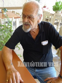 «Η κατάσταση του αγροτικού οδικού δικτύου είναι απελπιστική» λέει ο κ. Γ. Τσουβαλάκης