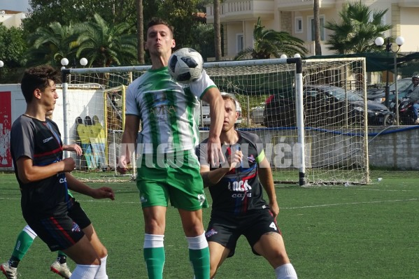 Ο Ντούπη σφράγισε τη νίκη της Σπάθας με το 0-3.