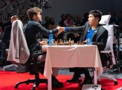 Fisher random chess championship