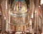 Το εισιτήριο για τη συναυλία των '3 τενόρων' έφθανε μέχρι και τα 50 Ευρώ. Η συγκεκριμένη εκκλησία στην οδό Nazionale έχει συναυλίες καθημερινά.