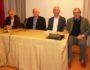 Από δεξιά δρ Κωνσταντίνος Ζορμπάς, ο Παντελής Κατάκης, ο Σήφης Μιχελογιάννης και ο Αντώνης Σχετάκης.