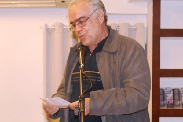 Εκ μέρους της οικογένειας Γαλανάκη ο ανιψιός του Μιχάλης Γαλανάκης εξέφρασε τις ευχαριστίες της οικογένειας  για την διοργάνωση της εκδήλωσης.