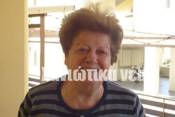 Το ζήτημα της συγκοινωνίας για τους κατοίκους της οδού Βρυσών θέτει η κα Ευανθία.