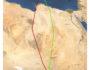 Η «Αθηνά», το θηλυκό Τρυγόνι στο οποίο τοποθετήθηκε δορυφορικός πομπός το περασμένο φθινόπωρο στον Ορνιθολογικό Σταθμό Αντικυθήρων, μας δίνει τη σπάνια ευκαιρία να το «ακολουθήσουμε» στα μεγάλα μεταναστευτικά του ταξίδια.