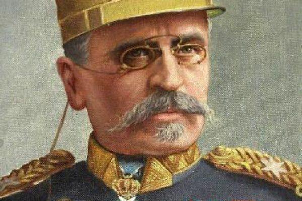 Ο ΣτρατηγόςΠαναγιώτης Δαγκλής.