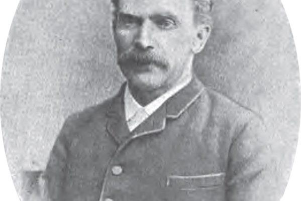 Ο Δημήτριος Ράλλης.