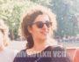 Η Ολγα Βερυκάκη σε φωτογραφία από την πενταήμερη με τη Γ' Λυκείου.